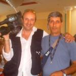il regista e il cameramen